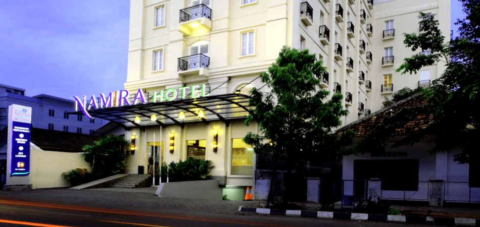 hotel namira syariah pekalongan a