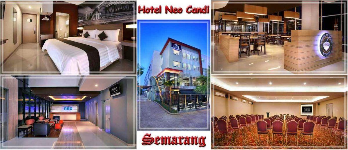 Hotel Neo Candi Semarang .